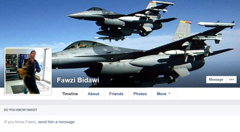 Fawzi Bidawi Facebook