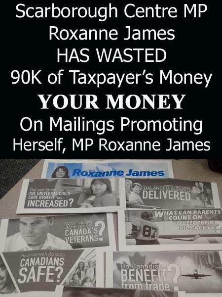Roxanne James Promotes Herself #Paid4ByYou