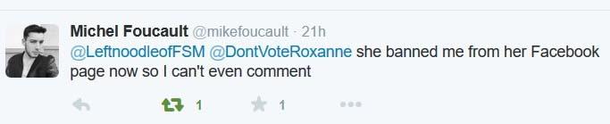 Michel Foucault Twitter Posting